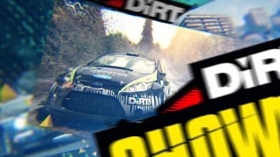 Dirt showdown – Sponsorship Idents