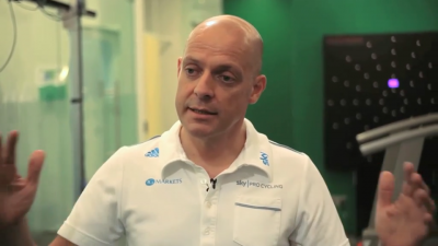 Gatorade / David Brailsford CBE with Team GB – Online Film Series