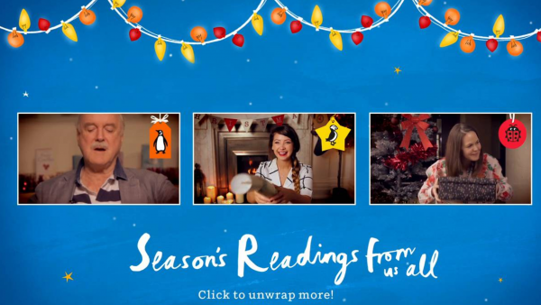Secret Santa authors – Penguin Random House social media campaign