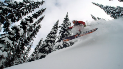 Winter travel inspiration in Slow Motion